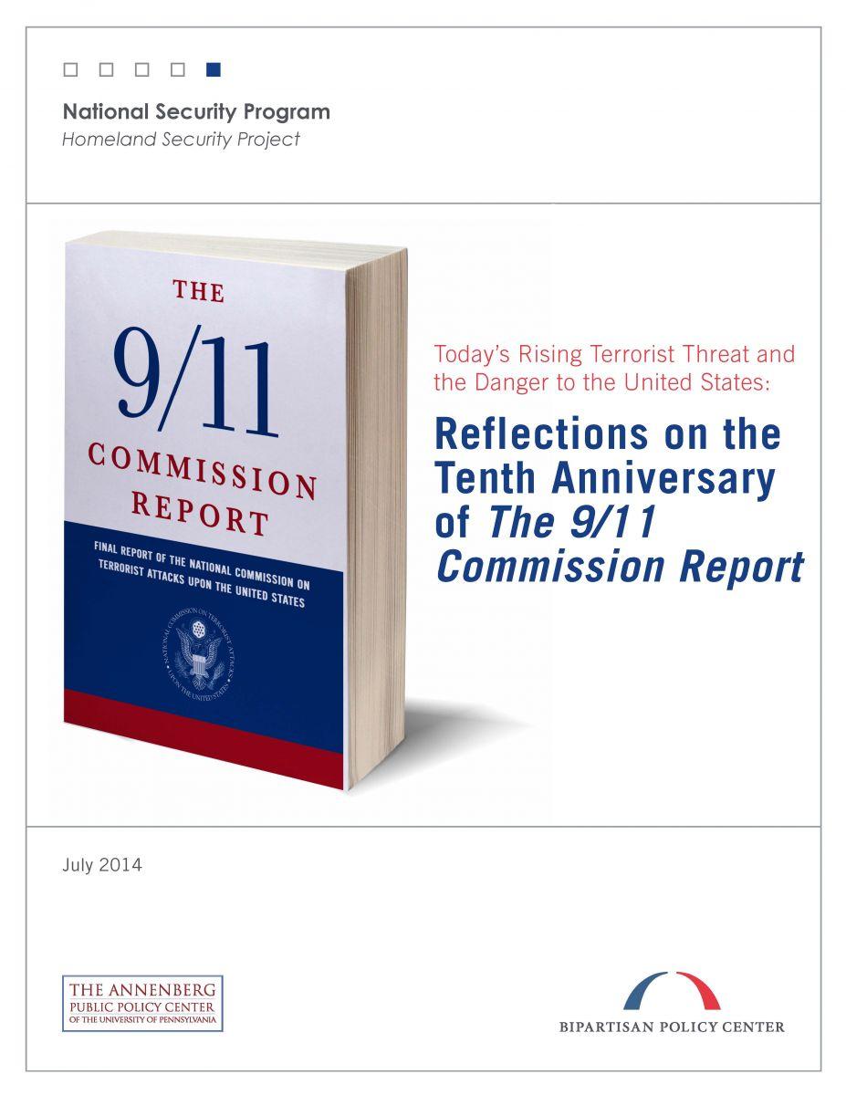 Report addresses cyber, terror threats