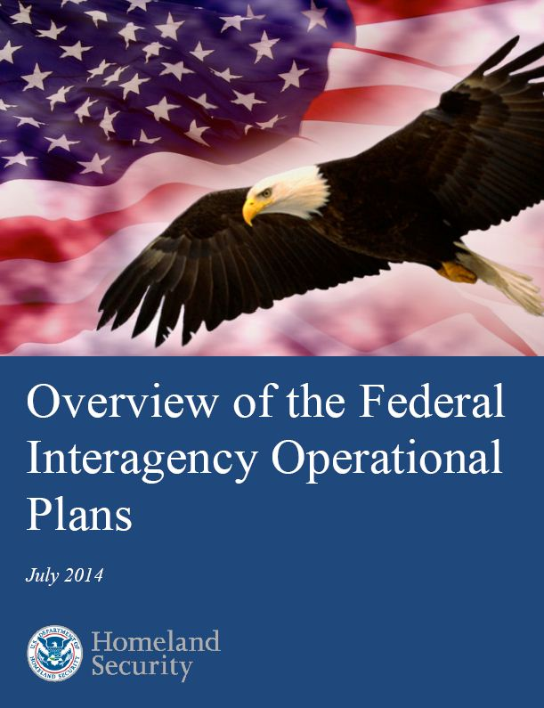 FEMA issues federal interagency operational plans