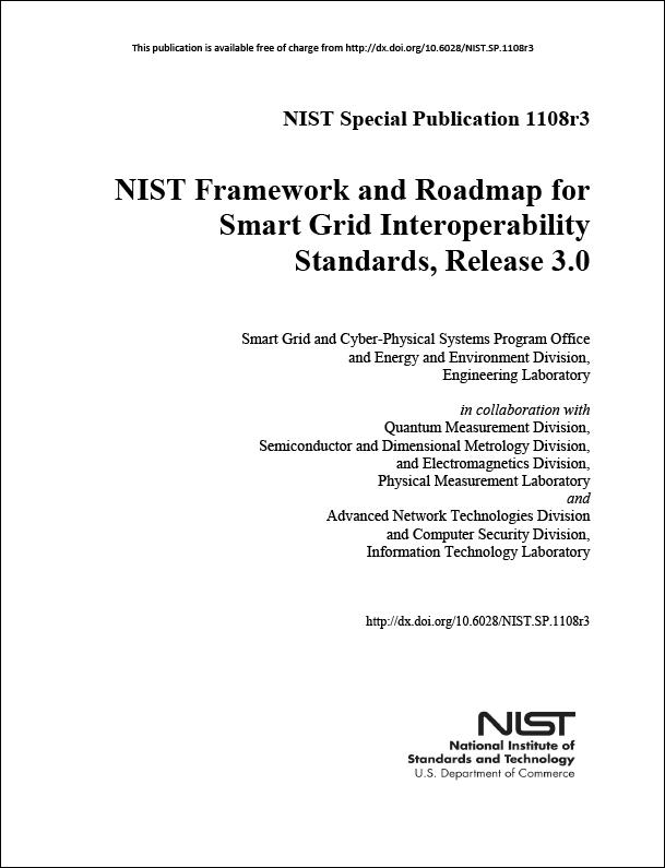 NIST releases smart grid framework