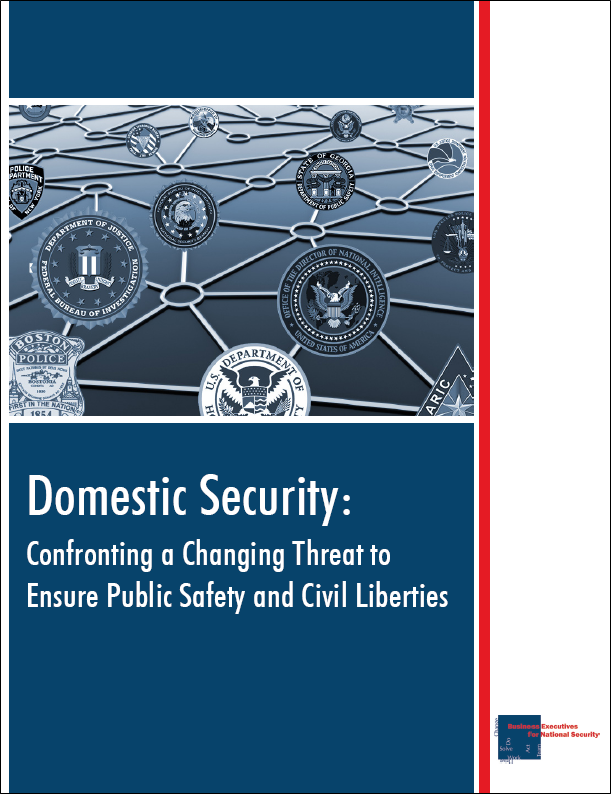 BENS releases domestic security report