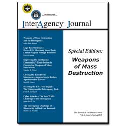 InterAgency Journal 6-2 (Spring 2015)