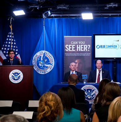 DHS, others fight against human trafficking