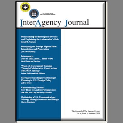 InterAgency Journal 6-3 (Summer 2015)