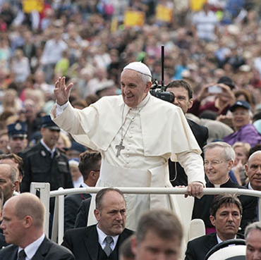 DHS, others focus on security for Papal visit