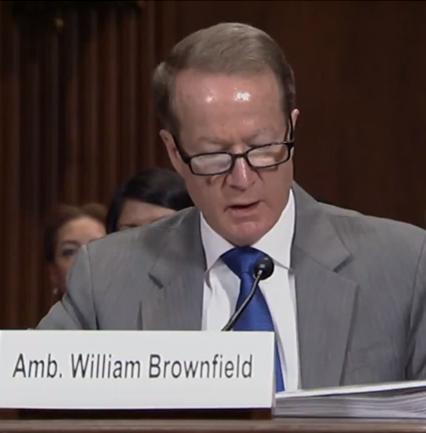 Assist. Secretary testifies on SW border trafficking