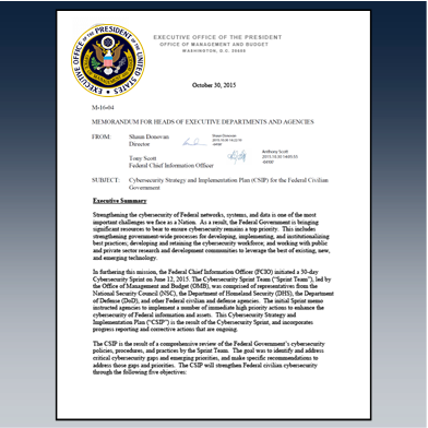 OMB releases cyber strategy plan