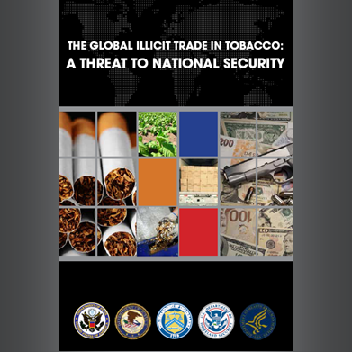 State effort to combat illicit tobacco trade
