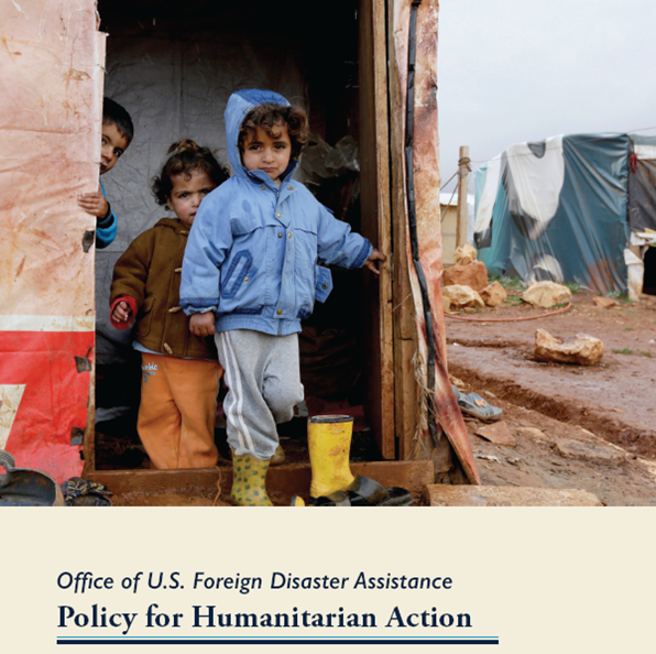 USAID releases humanitarian policy
