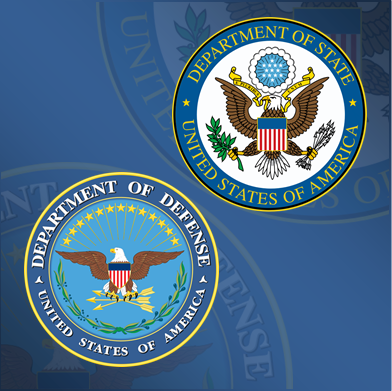 State, DoD counter terrorism online