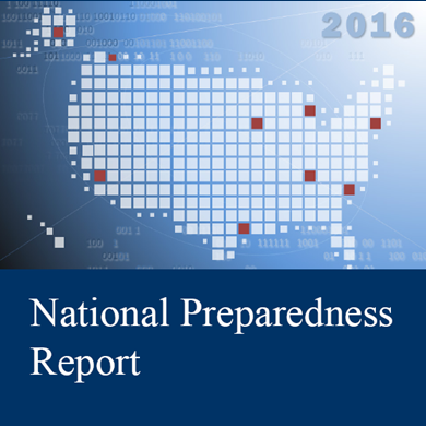 FEMA releases 2016 National Preparedness Report