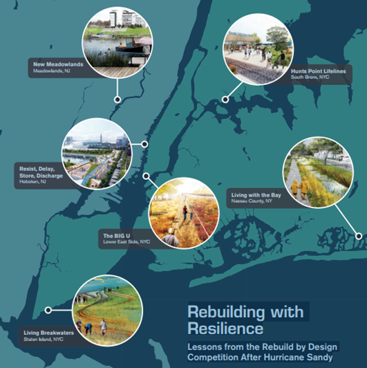 Report details lessons from Superstorm Sandy