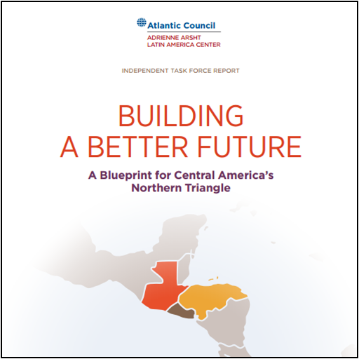Report examines security of Central America's Northern Triangle