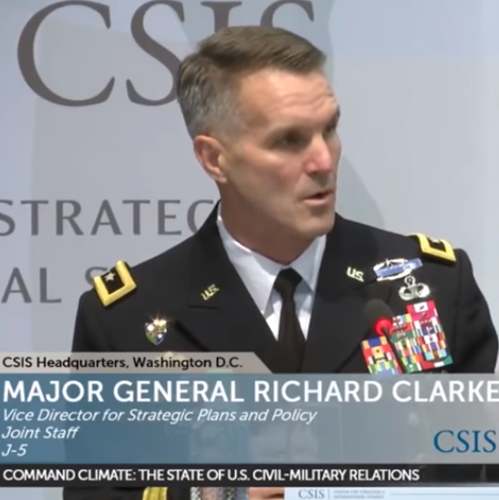 Conference focuses on civ-mil relations