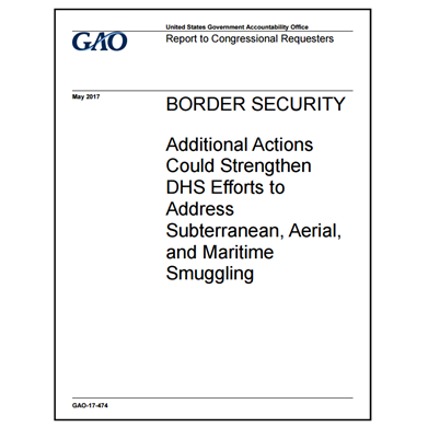DHS could strengthen anti-smuggling efforts