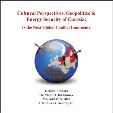 Anthology focuses on importance of Eurasian region