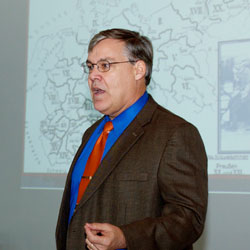 Pershing lecture takes a look at the German home front