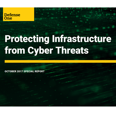 Report addresses cyber threats to infrastructure