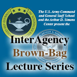 InterAgency Brown-Bag Lecture – April 3