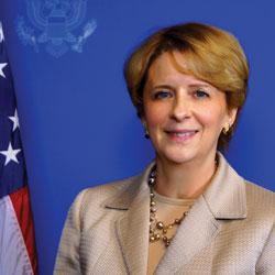 Ambassador McCarthy returns as DACOR Visiting Professor