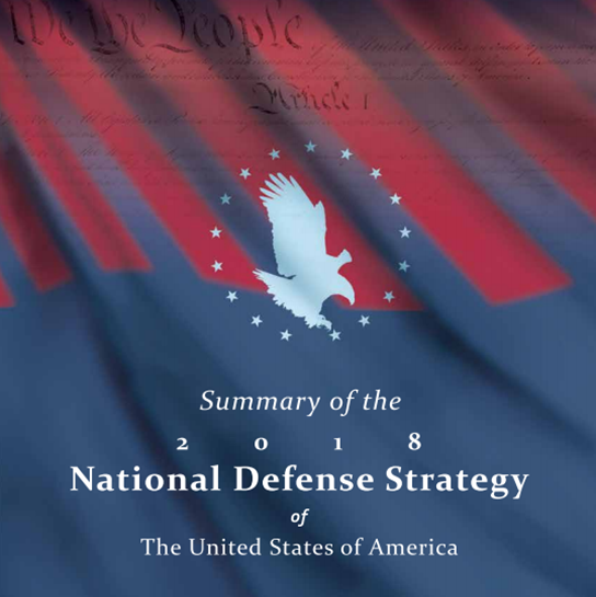 National Defense Strategy released
