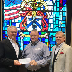 VFW supports top award for CGSC graduates