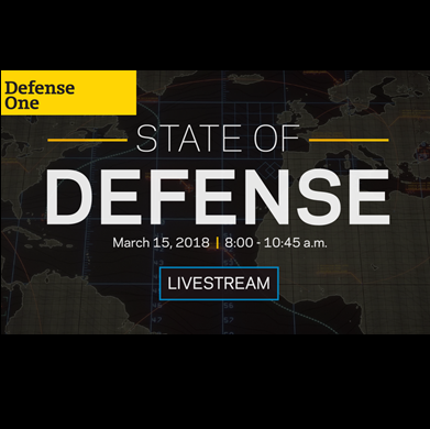State of Defense Livestream