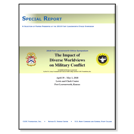 Special Report: The Impact of Diverse Worldviews on Military Conflict