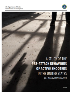Active Shooter study 2018