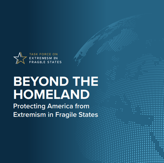 Report focuses on threat of fragile states