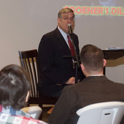 Pershing lecture examines 'The Fate of the Kaiser'