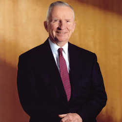 H. Ross Perot, Sr., CGSC Foundation's benefactor, dies at 89