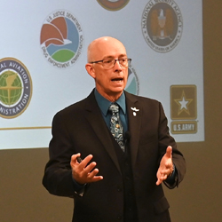 Space lecture draws large crowd