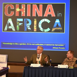 Fall NSRT program focuses on China