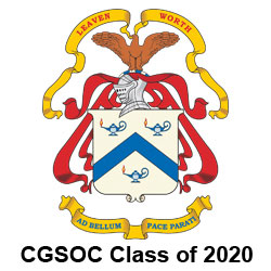 Virtual ceremonies mark the CGSOC Class of 2020