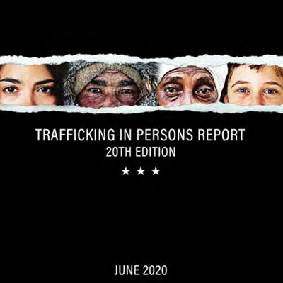 2020 Trafficking in Persons report released