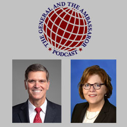 Votel, Leaf discuss U.S. interests in the Middle East (pt. 1)
