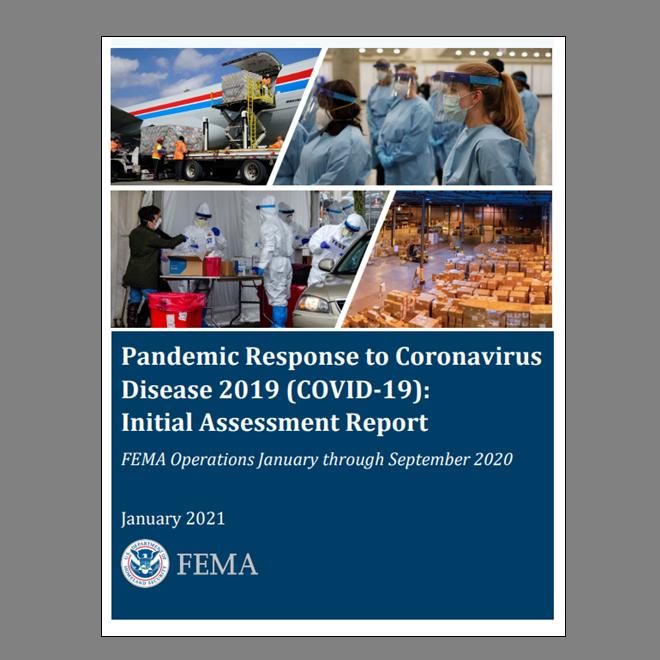 FEMA releases initial COVID-19 assessment