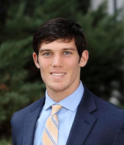 Austin Shoffner, CGSC Foundation Scholarship Recipient