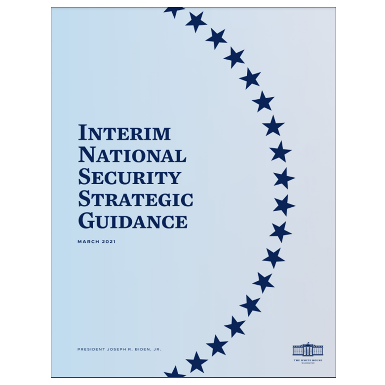 Interim National Security Strategic Guidance published