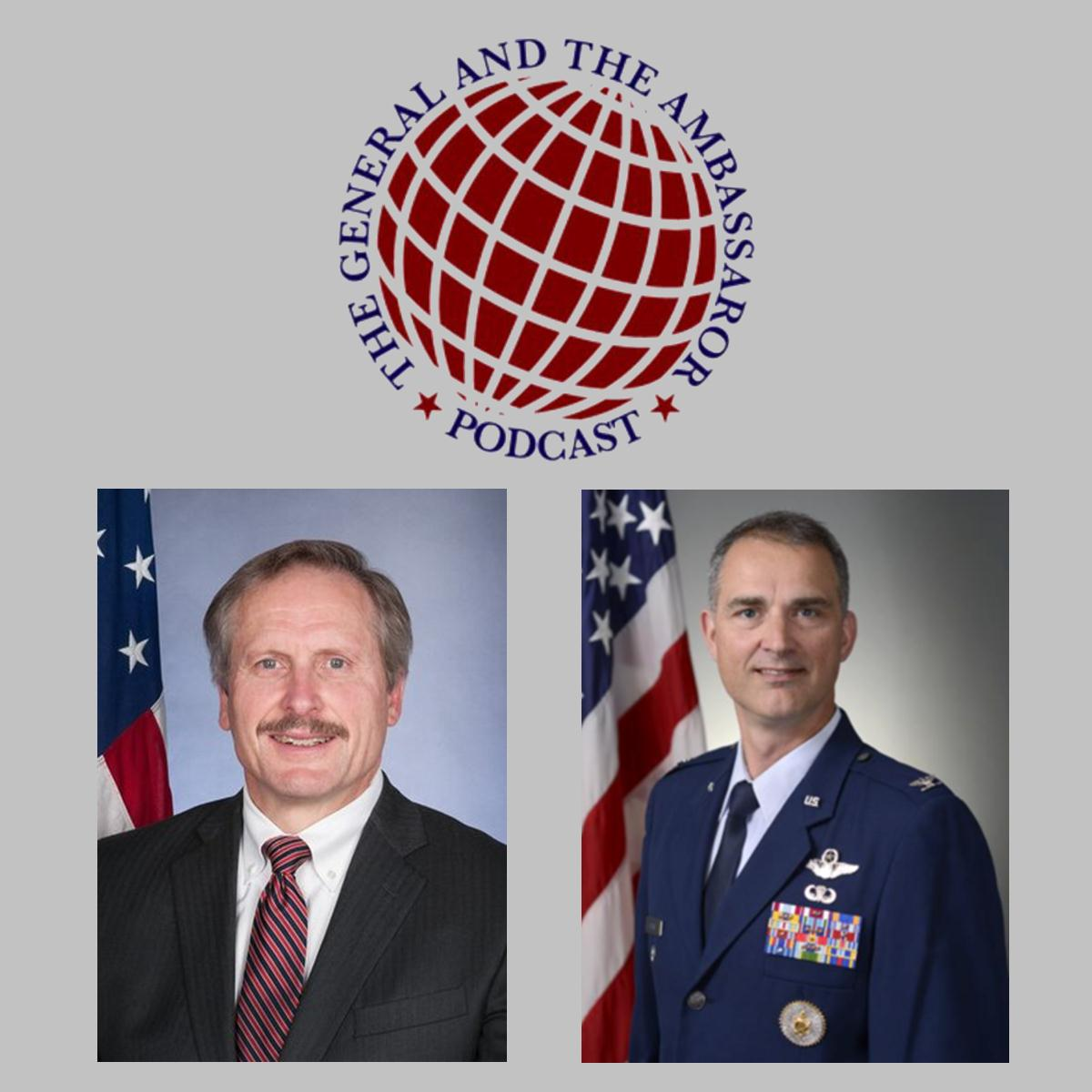 'The General and the Ambassador' discuss the U.S. and Azerbaijan
